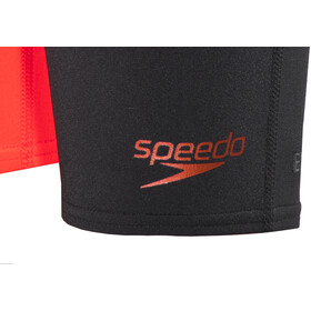 speedo Fastskin Endurance+ High Waist Jammer Jungs black/siren red